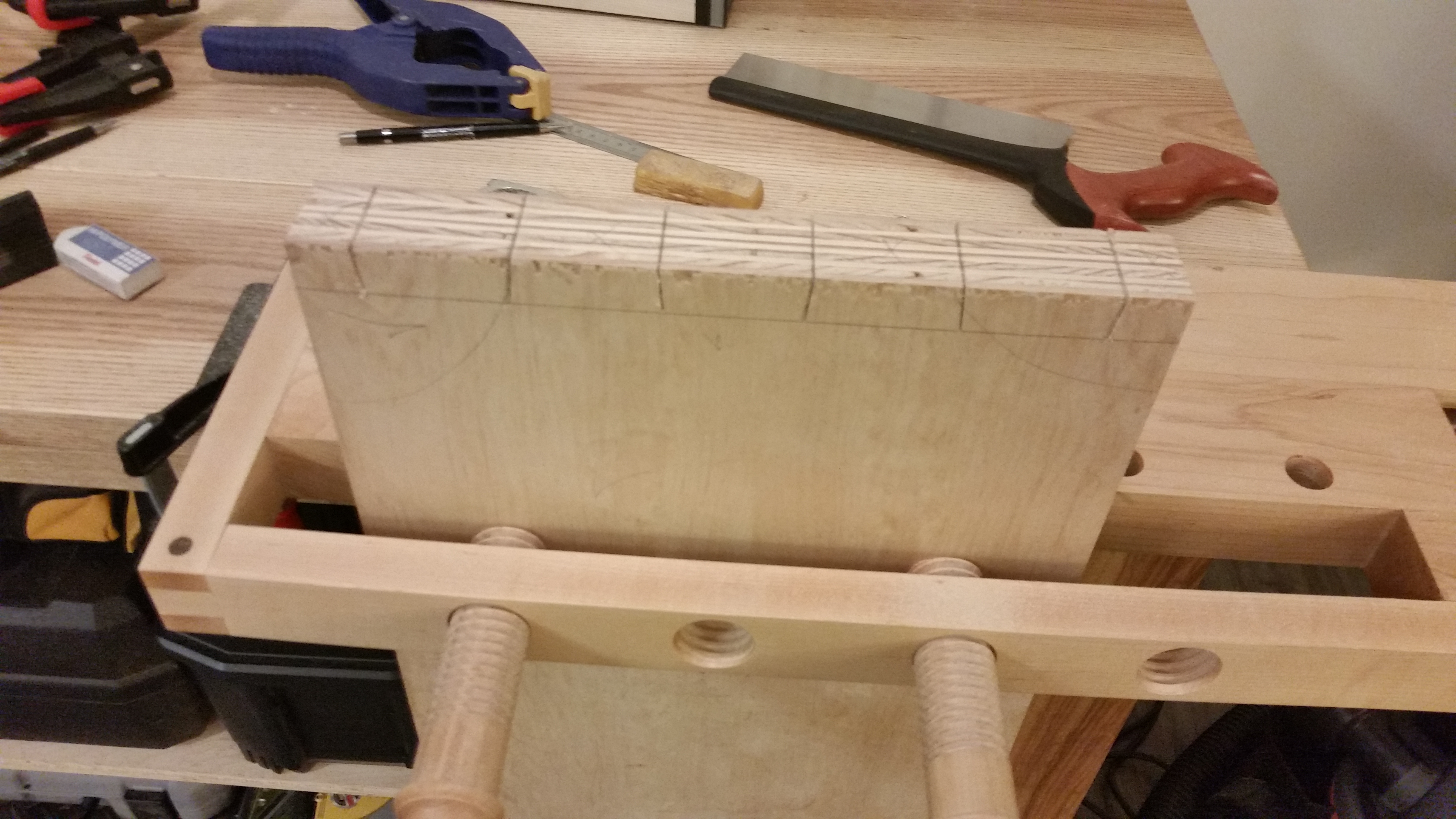 simple dovetail box. wpid-20141101_184513.jpg simple dovetail box